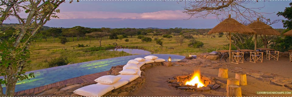 Singita Faru Faru Lodge Views of Serengeti