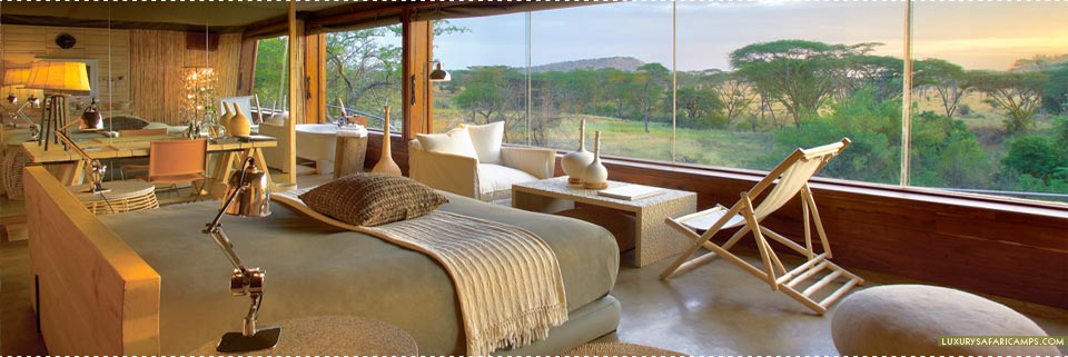 Singita Faru Faru Lodge Bedroom
