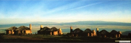 3 Camps (18 rooms total) at Ngorongoro Crater Lodge, Tanzania