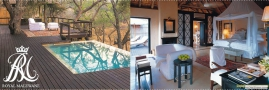 Royal Malewane Lodge - Presidential Suite