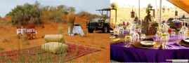 Tswalu Motse Lodge - Game drives & picnics