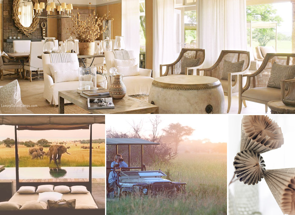 Singita Serengeti House Luxury Safari Lodge