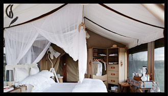 Mara River Tented Camp, Singita Lamai