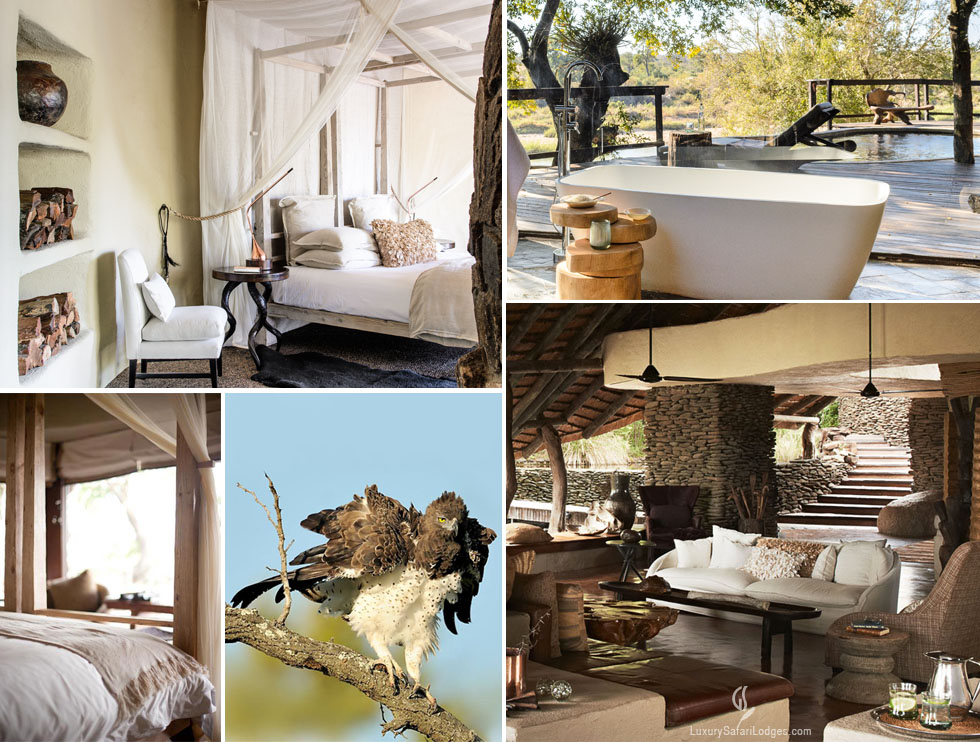Singita Boulders Lodge Luxury