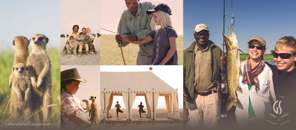Private safaris, Guided Safaris Africa