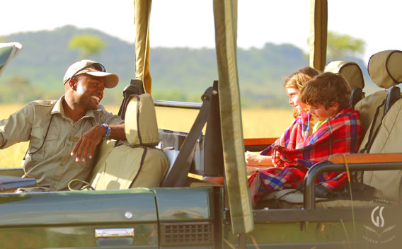 Family Safari, safari activities