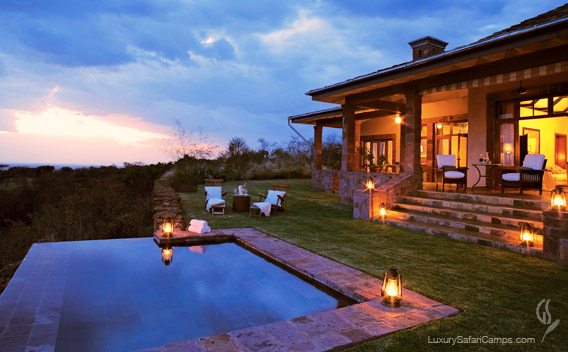 Singita Sasakwa Lodge Luxury Suite