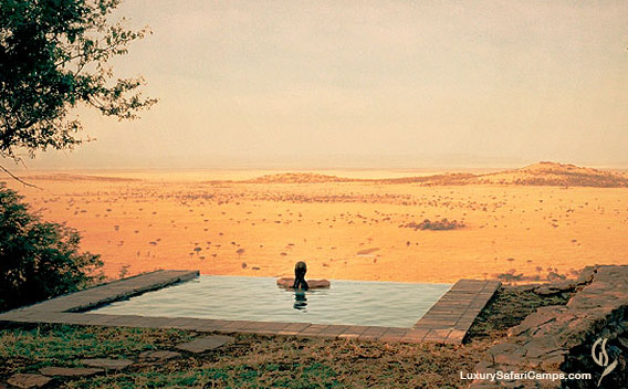 Singita Sasakwa Private Plunge Pool