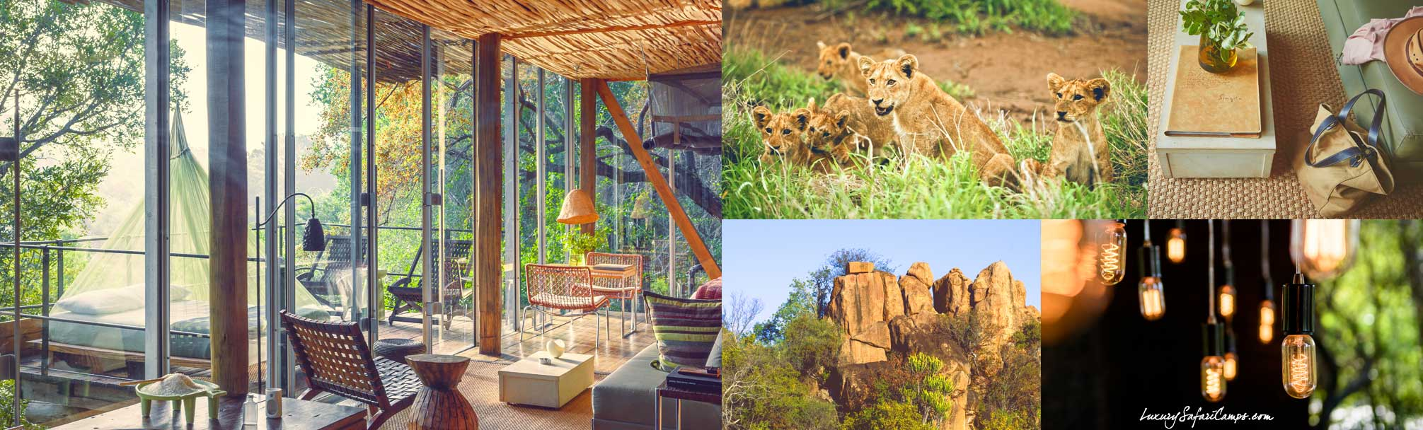 Luxury Safari with Guided Safaris® LuxurySafariCamps.com