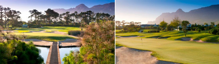 Luxury Golf in Cape Town