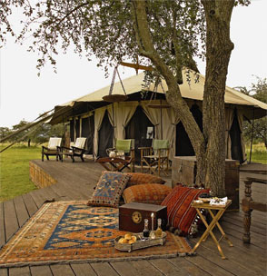 Singita Sabora Luxury Tented Camp